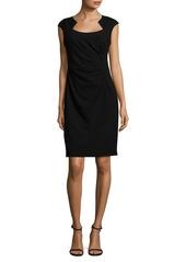 Calvin Klein Ruched Dress