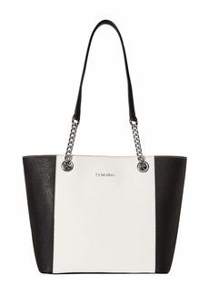 Calvin Klein Saffiano Tote