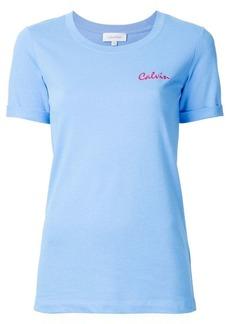 Calvin Klein script logo T-shirt