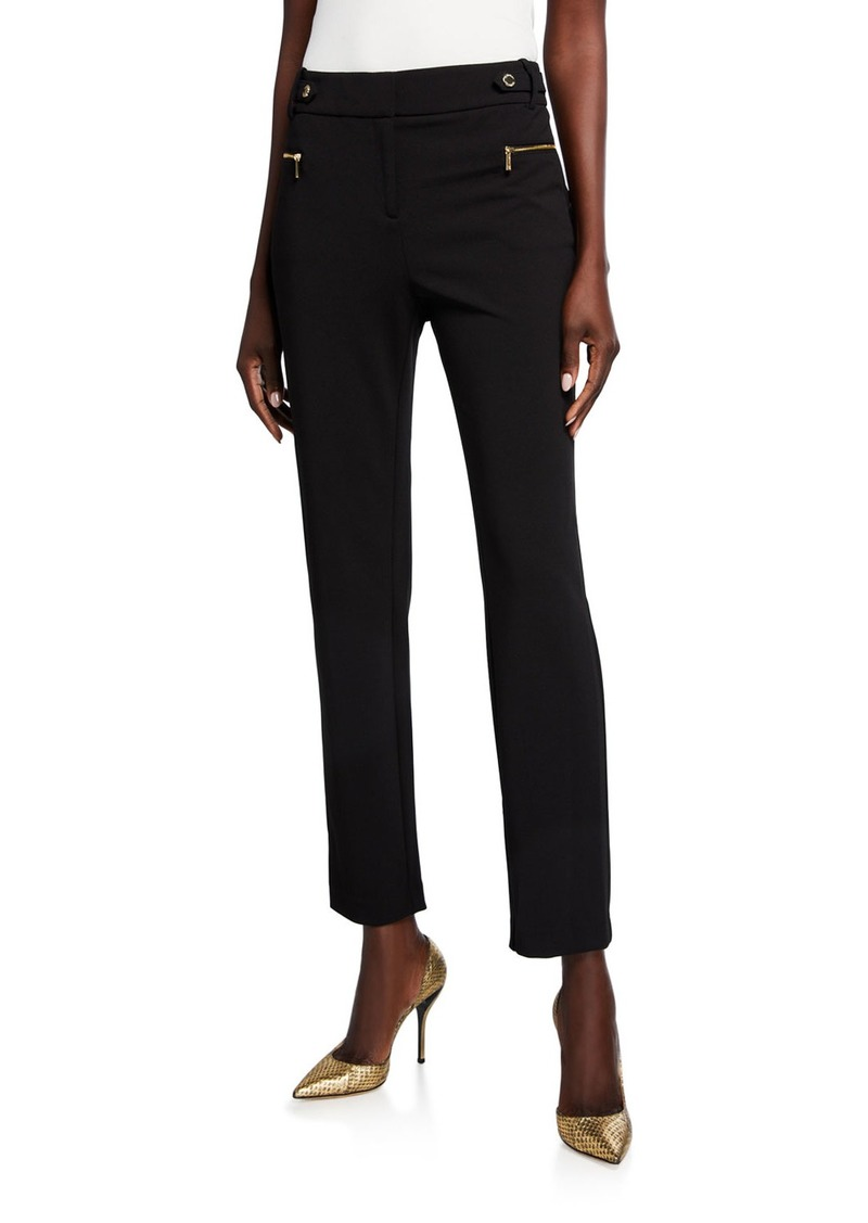 Calvin Klein Scuba Crepe Pants