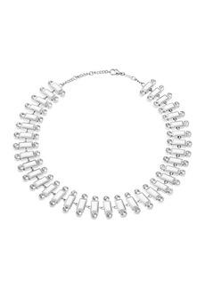 Calvin Klein Seductive Crystal & Stone Embellished Necklace