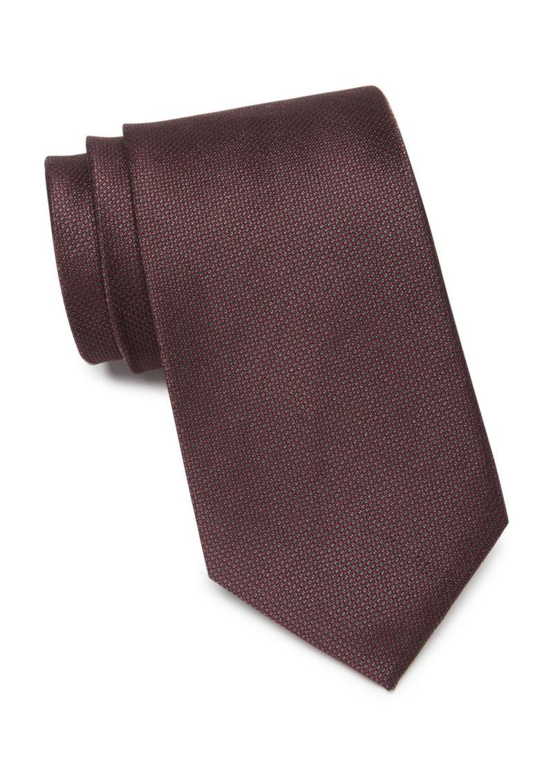 Calvin Klein Shimmer Solid Tie