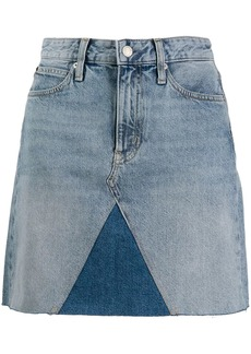 Calvin Klein short denim skirt