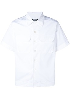 Calvin Klein short sleeve open collar shirt
