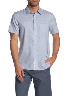 Calvin Klein Short Sleeve Pocket Regular Fit Shirt
