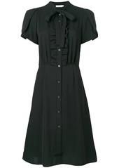 Calvin Klein short-sleeve shirt dress