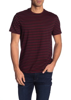 Calvin Klein Striped Crew Neck T-Shirt
