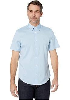 Calvin Klein Short Sleeve Woven