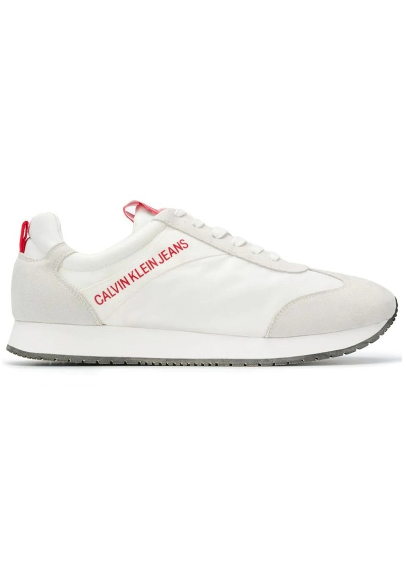 Calvin Klein side logo sneakers