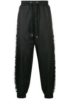 Calvin Klein side panelled track pants