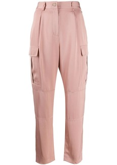 Calvin Klein side pockets high waisted trousers