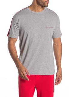 Calvin Klein Side Stripe Crew Neck T-Shirt
