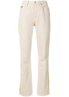 Calvin Klein side stripe jeans
