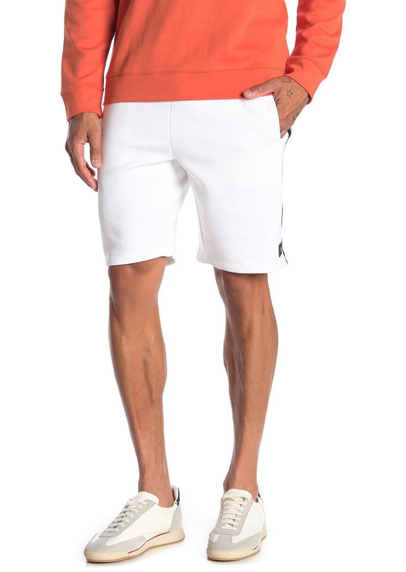 Calvin Klein Side Stripe Knit Shorts