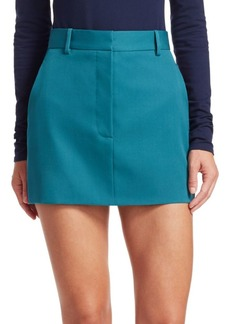 Calvin Klein Side Stripe Mini Skirt