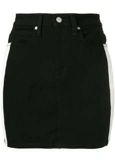 Calvin Klein side-stripe skirt