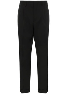 Calvin Klein side stripe tailored wool trousers