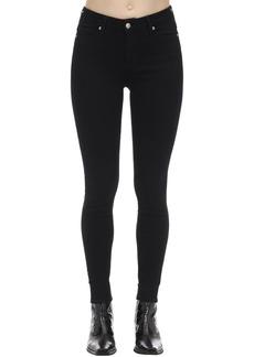 Calvin Klein Skinny Cotton Denim Leg Jeans
