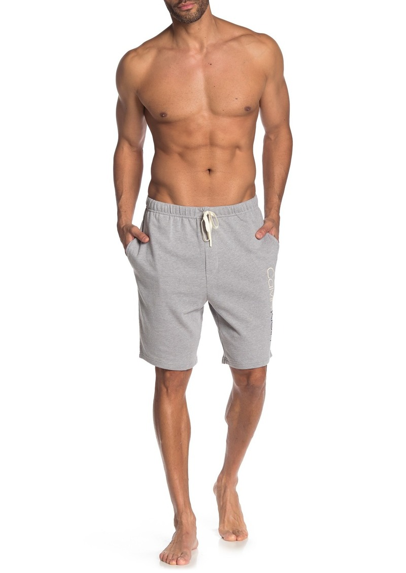 Calvin Klein Lounge Sleep Shorts