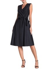 Calvin Klein Sleeveless Denim Dress