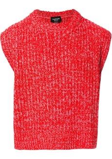 Calvin Klein sleeveless sweater