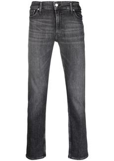 Calvin Klein slim-cut denim jeans