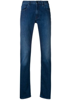 Calvin Klein slim faded jeans