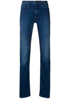 Calvin Klein slim faded jeans