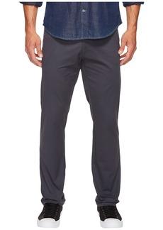Calvin Klein Slim Fit 4-Pocket Stretch Sateen Pant
