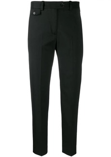 Calvin Klein slim fit cropped trousers