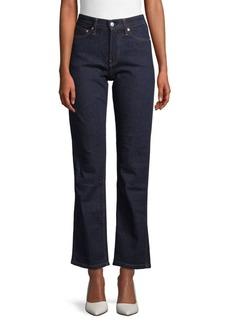 Calvin Klein Slim-Fit High-Rise Jeans