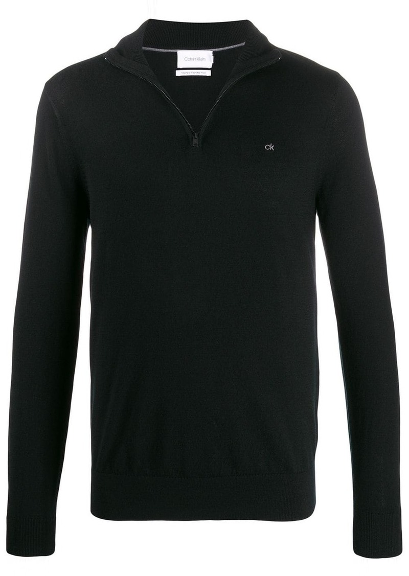 Calvin Klein slim-fit jumper
