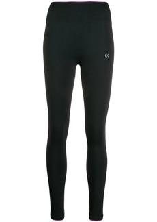 Calvin Klein slim-fit performance leggings