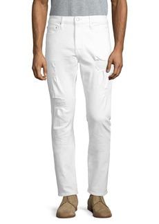 Calvin Klein Slim Pinchbeck Distressed Jeans