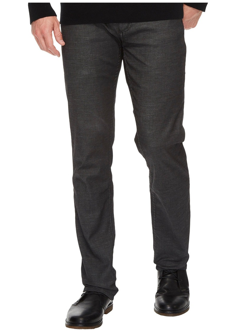 6aaa4efe155026 SALE! Calvin Klein Slim Straight Jeans in Rinse Black