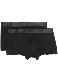 Calvin Klein soft knit boxers two-pack