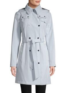 Calvin Klein Softshell Trench Coat