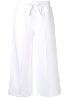 Calvin Klein Spacer cropped track pants