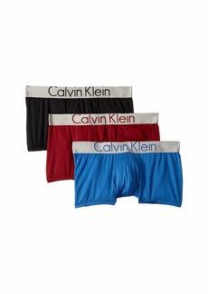 Calvin Klein Steel Micro 3-Pack Low Rise Trunk