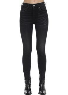 Calvin Klein Straight Leg Cotton Denim Jeans