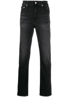 Calvin Klein straight-leg denim jeans