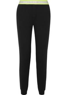 Calvin Klein Stretch-cotton Jersey Track Pants
