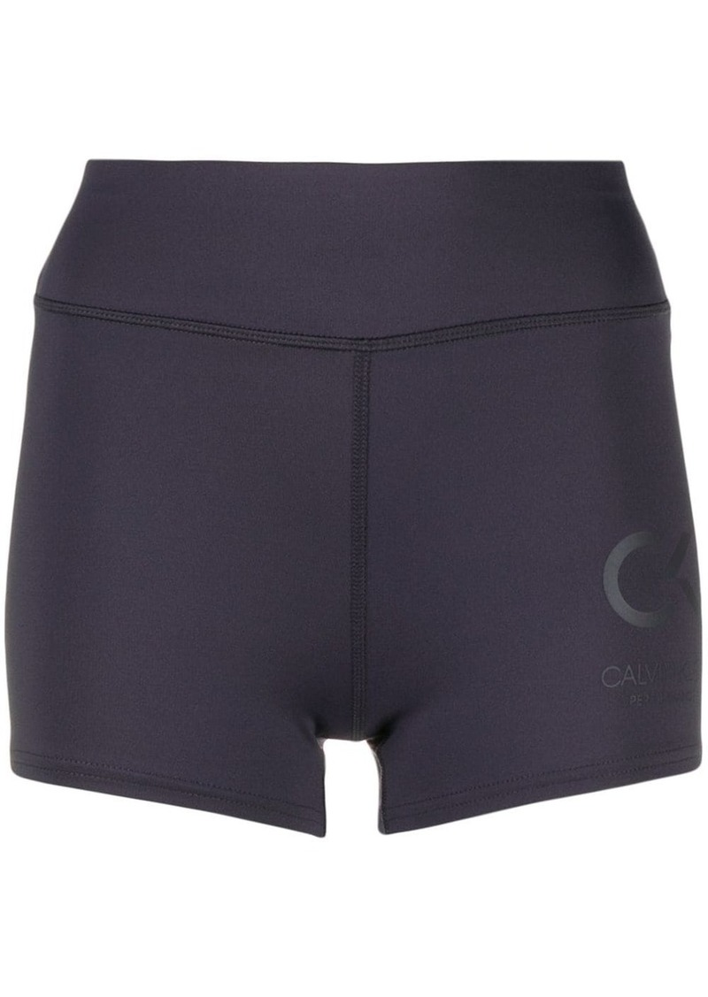 Calvin Klein stretch logo shorts