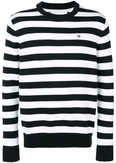 Calvin Klein striped jumper