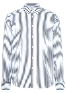 Calvin Klein striped shirt