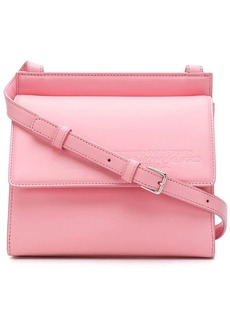 Calvin Klein structured cross body bag