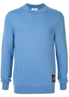 Calvin Klein structured wool sweater