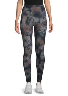 Calvin Klein Super High-Waist Tie-Dye Active Leggings