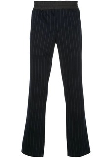 Calvin Klein tailored fitted trousers