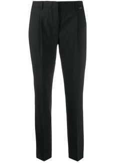Calvin Klein tapered mid-rise trousers
